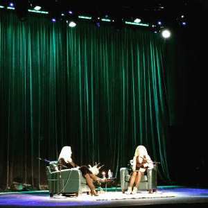Cheryl Strayed talks about being brave and real.
