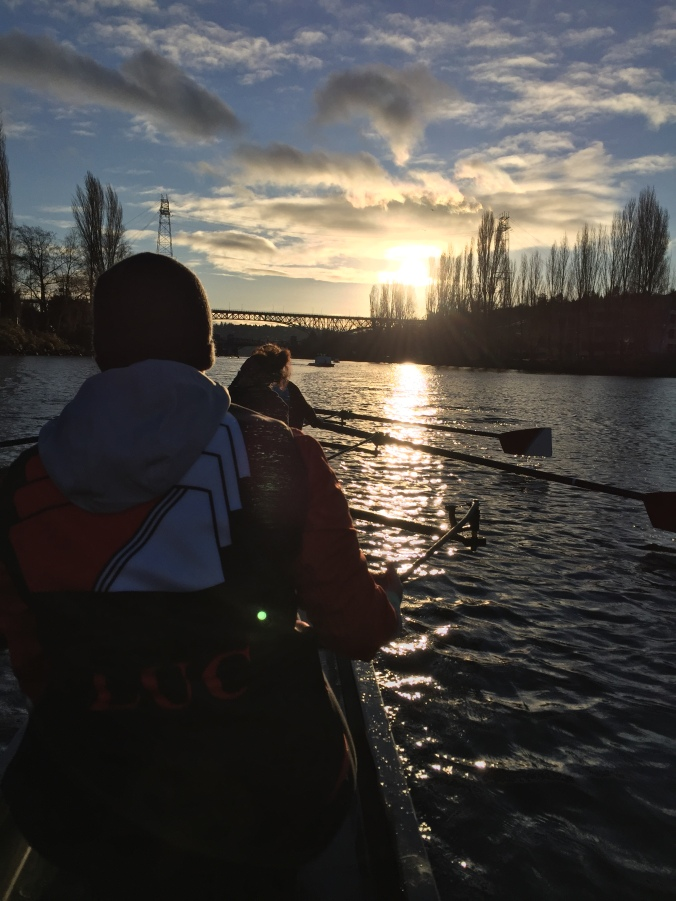 morning row